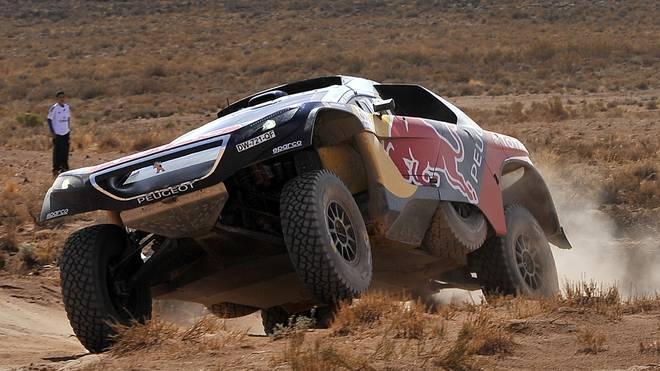 Rallye Dakar: Peterhansel gewinnt zweite Etappe in Folge