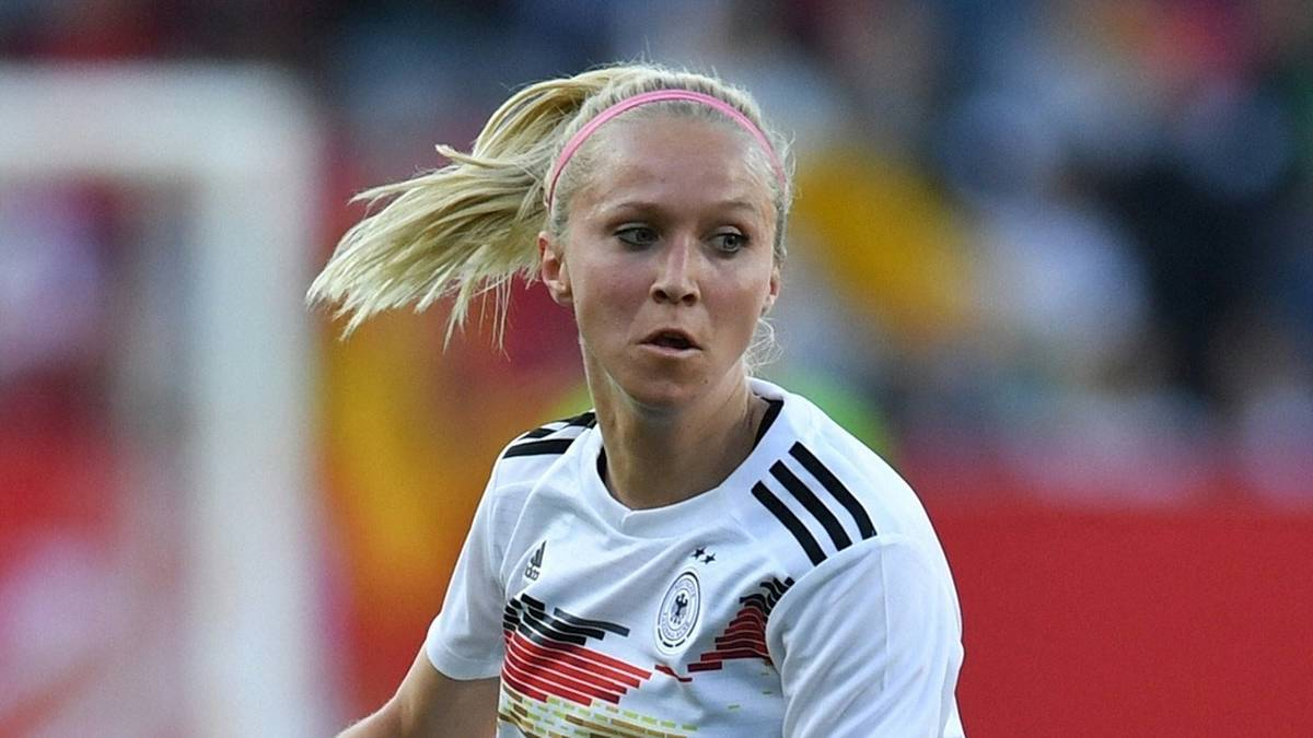 Turid Knaak schließt sich dem VfL Wolfsburg an