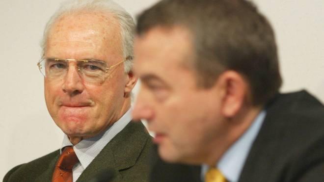 Fussball: WM 2006, Pressekonferenz
