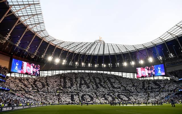 Tottenham empfing Ajax Amsterdam im Halbfinal-Hinspiel der Champions League
