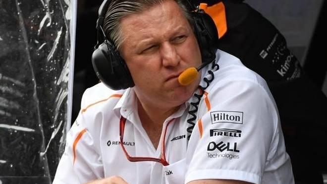 Zak Brown will im Frühjahr 2019 über McLarens Sportwagen-Zukunft entscheiden