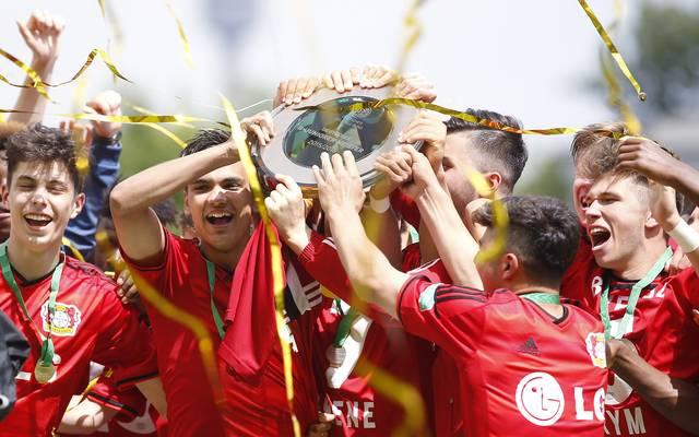 B-Junioren: Bayer Leverkusen nach Sieg über U17 des BVB Meister