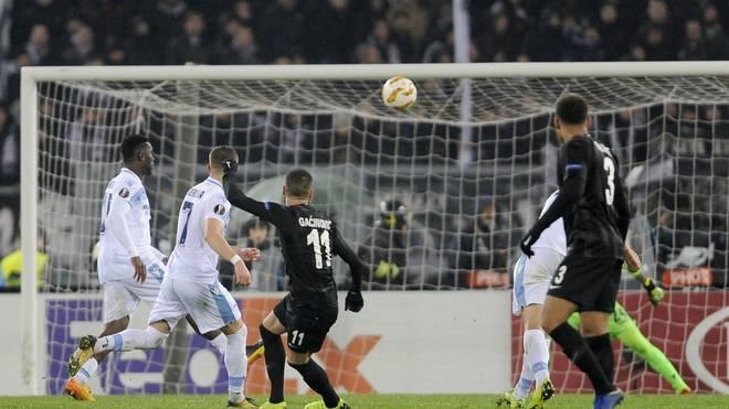 Europa League: Eintracht Frankfurt 2:1 bei Lazio Rom - Neuer Rekord