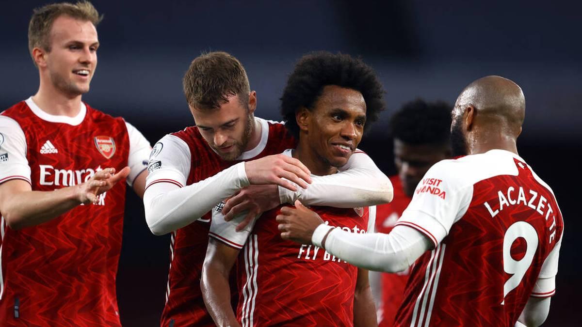 Arsenal-Star wechselt zurück nach Brasilien