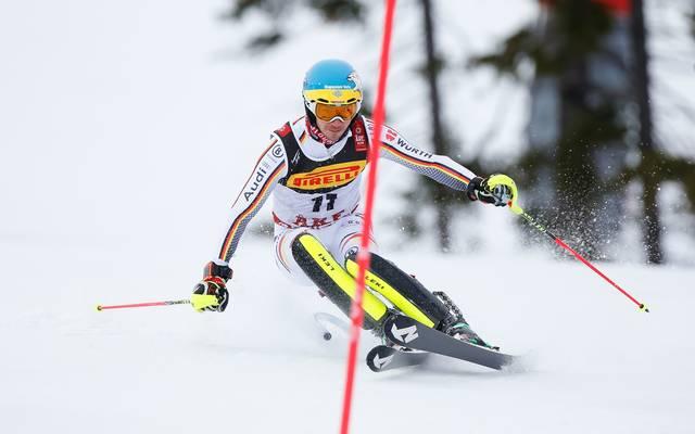 Felix Neureuther hat nach seinem Slalom-Aus die Fortsetzung seiner Karriere offen gelassen