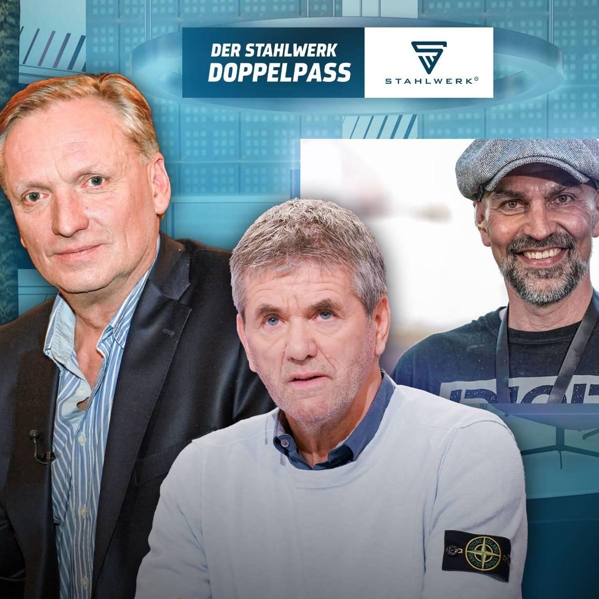 Sendung verpasst? Der STAHLWERK Doppelpass mit Felix Magath vom 24.10