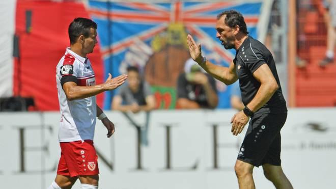 FC Energie Cottbus v F.C. Hansa Rostock - 3. Liga
