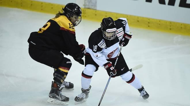 Japan v Germany - Women's Ice Hockey International Friendly