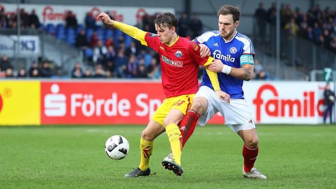 Holstein Kiel v SC Paderborn - 3. Liga