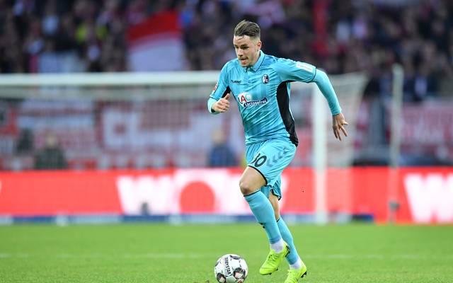 Christian Günter absolvierte die letzten 63 Pflichtspiele über die komplette Dauer