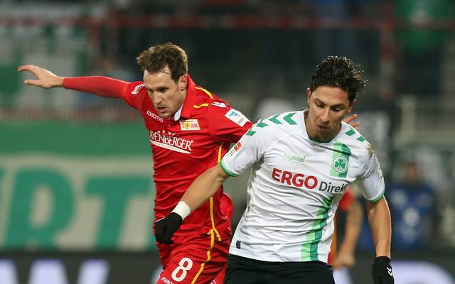 1. FC Union Berlin v SpVgg Greuther Fuerth - Second Bundesliga