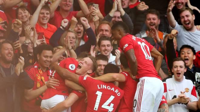 Manchester United, Wolverhampton Wanderers, Premier League
