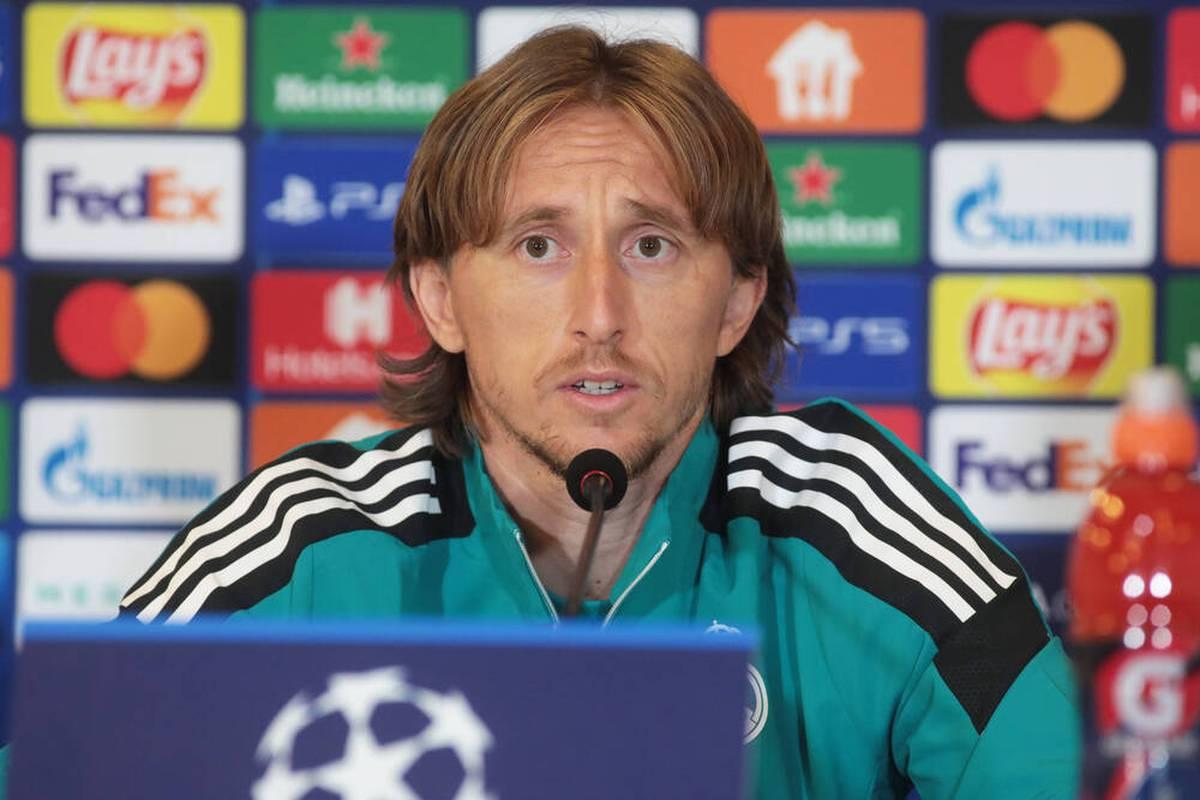 """Luka Modric schließt sich der Kritik an den WM-Plänen der FIFA an und sieht """"keinen Sinn"""" in einer WM, die alle zwei Jahre ausgetragen wird."""