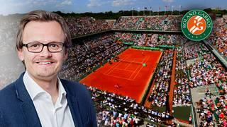 Julian Ignatowitsch ist für SPORT1 vor Ort bei den French Open in Paris