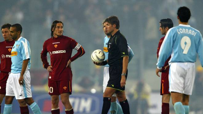 Lazio Rom, AS Rom, Derby, 2004