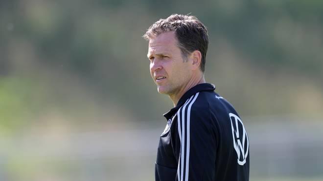 DFB: Oliver Bierhoff schwärmt von Sane, Brandt und Gnabry, Oliver Bierhoff hofft auf die neue Generation in der deutschen Nationalmannschaft