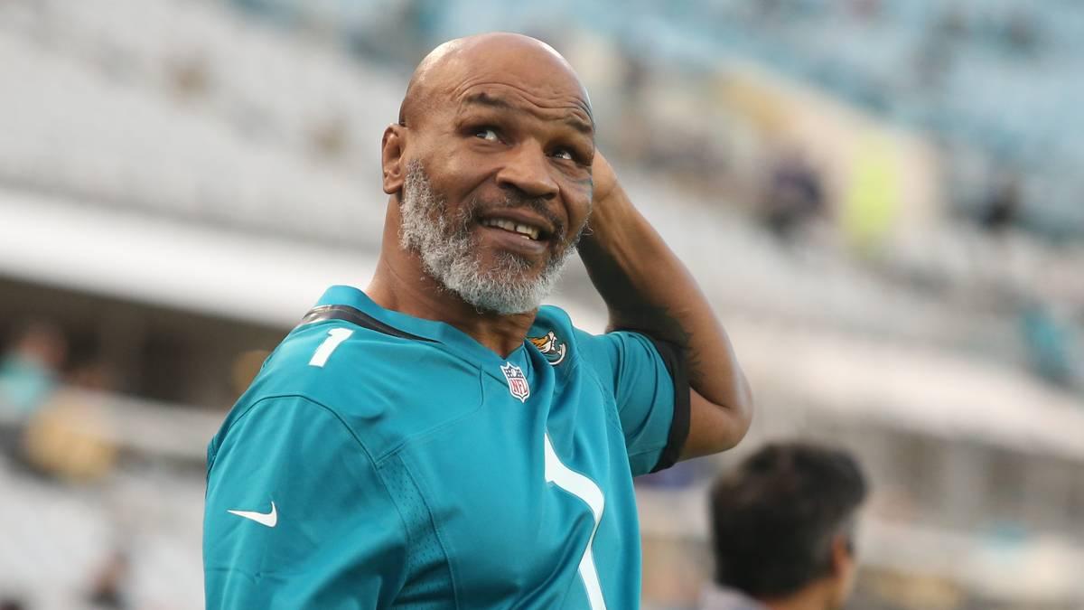 Mike Tyson wagt mit 54 Jahren ein Comeback in den Ring