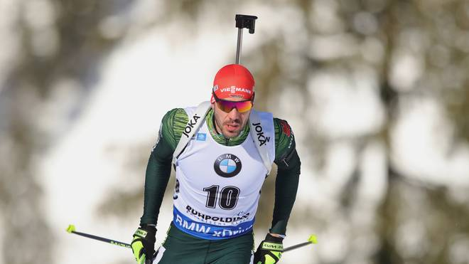 IBU World Cup Biathlon Ruhpolding - Men's Sprint