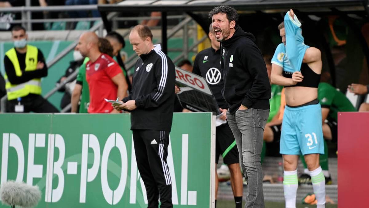 Viertligist soll Protest planen! Wolfsburg droht bitteres Pokal-Aus