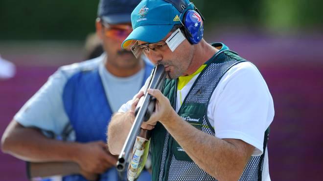 Sportschütze Michael Diamond droht das Olympia-Aus