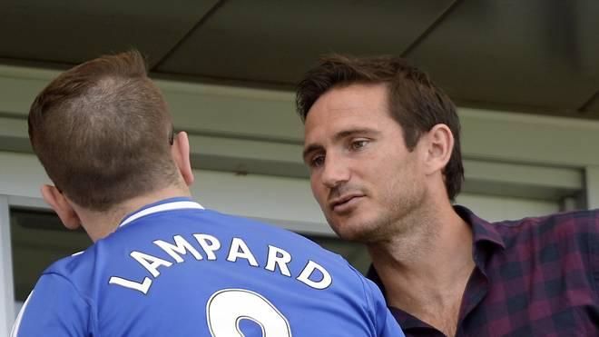 Frank Lampard (rechts)  verlässt New York City Ende des Jahres