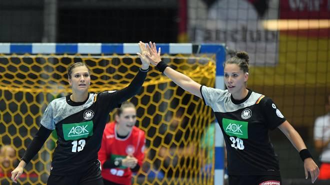 Julia Behnke und Emily Bölk sind Deutschlands EM-Hoffnungen