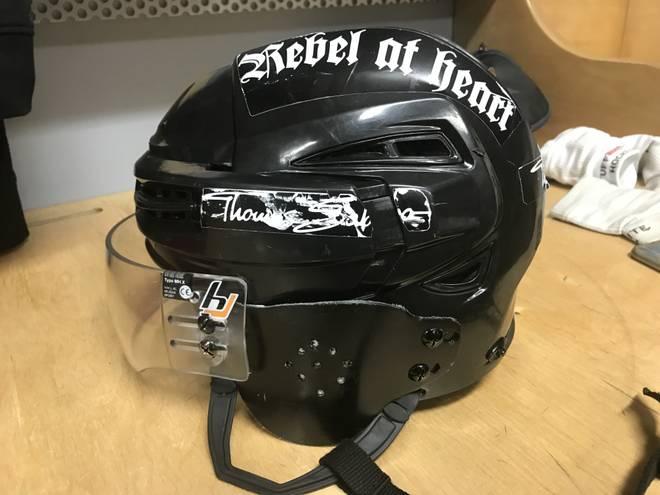 Spezial-Helm von Yasin Ehliz