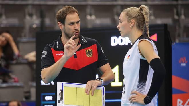 Die deutsche Nationalmannschaft der Frauen verlor gegen China