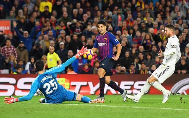 Fußball: DFL, FIFA, UEFA kämpfen gegen Piratensender beoutQ , Auch auf das Spiel zwischen Real Madrid und dem FC Barcelona könnte es der Piratensender abgesehen haben
