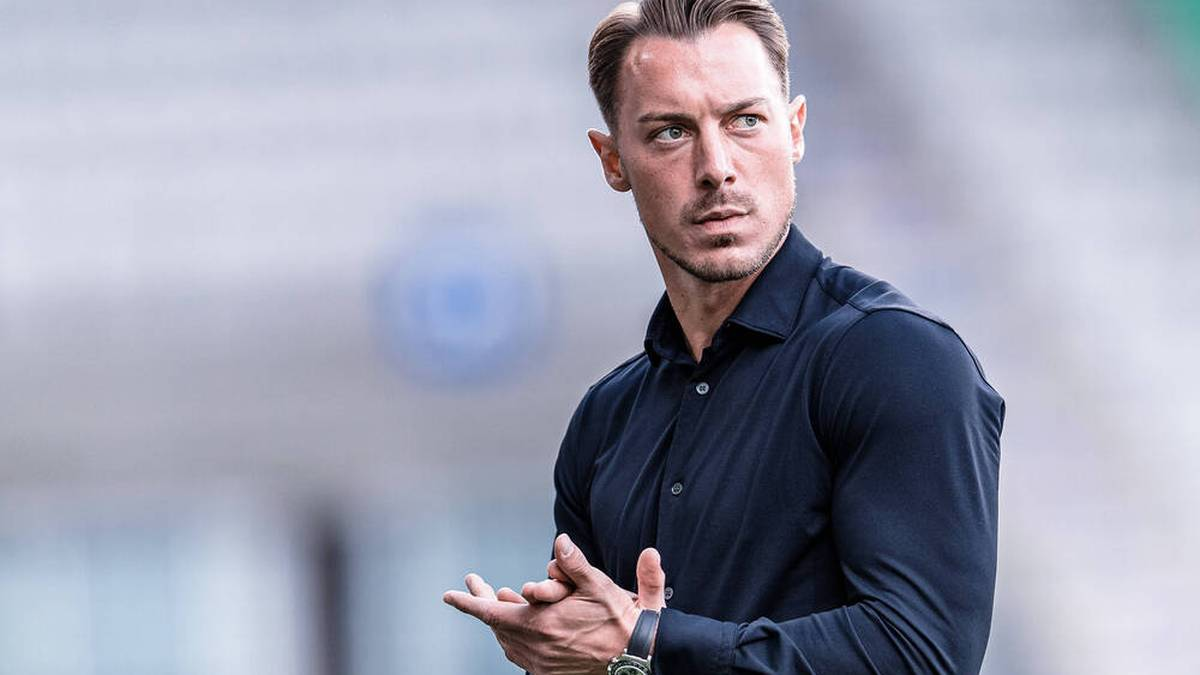 Eine neue deutsche Trainer-Hoffnung