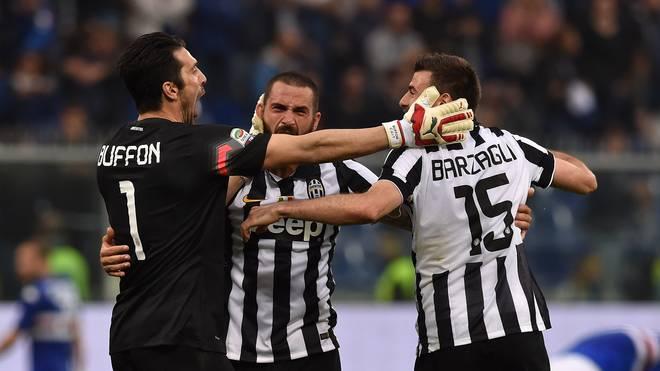 UC Sampdoria v Juventus FC - Serie A