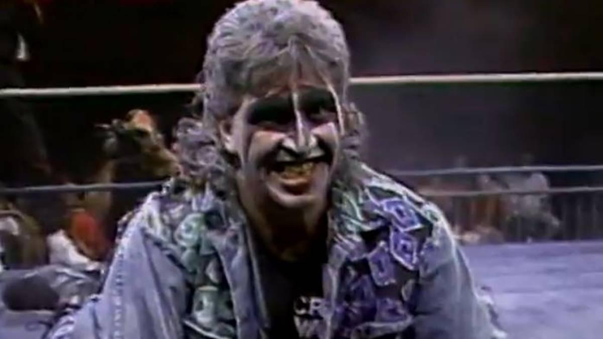 """Art Barr trat bei WCW als """"The Juicer"""" an"""
