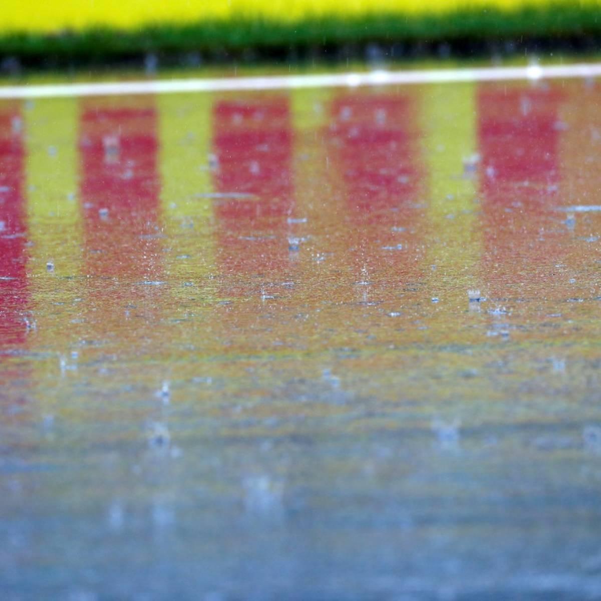 Starkregen in Sotschi: F2-Rennen verschoben
