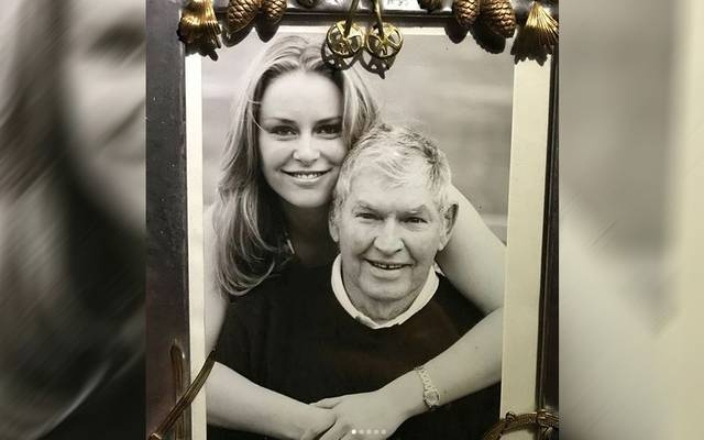 Don Kildow, Großvater von Lindsey Vonn, starb im November 2017
