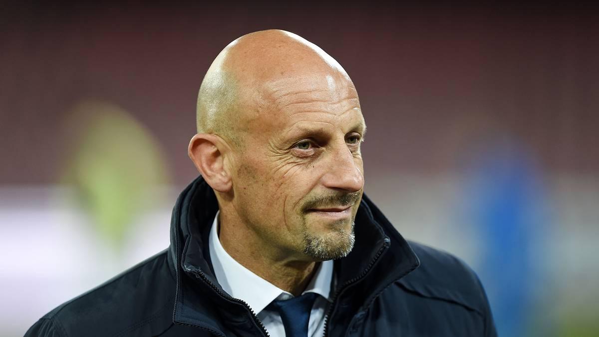 Di Carlo übernimmt Italiens Schlusslicht