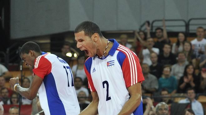 Cuba v Bulgaria: FIVB World Championships