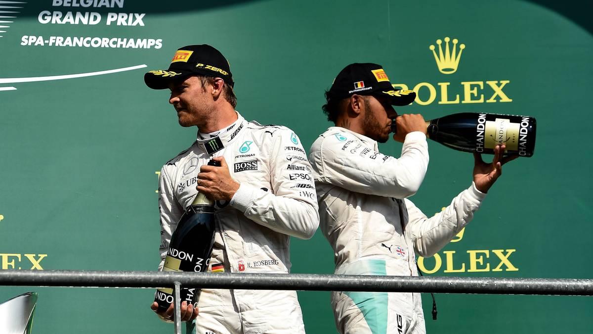 Fünf Jahre nach seinem WM-Titel in der Formel 1 hat Nico Rosberg auf das Duell mit seinem ehemaligen Teamkollegen Lewis Hamilton zurückgeschaut.