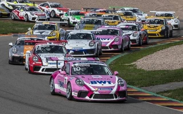Der Porsche-Carrera-Cup kommt 2019 regulär ins Rahmenprogramm