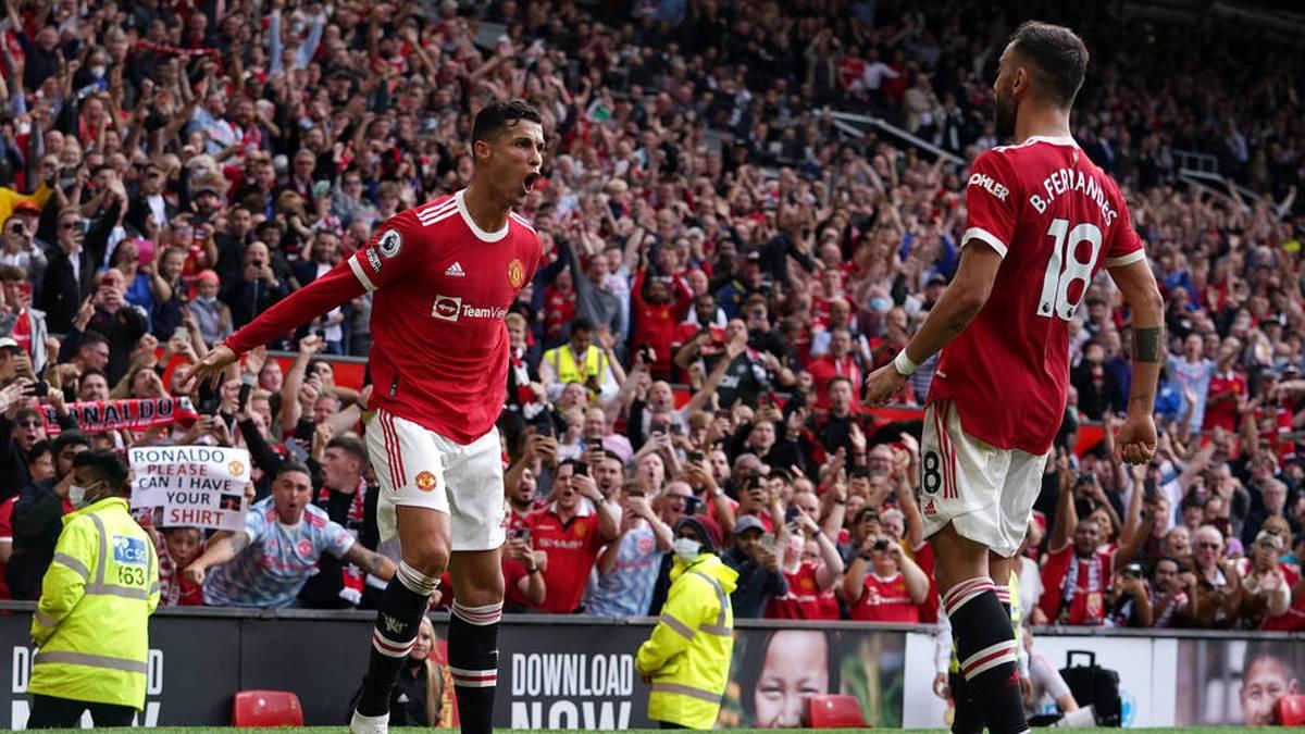 Wegen Ronaldo: United-Stars verschmähen Süßes