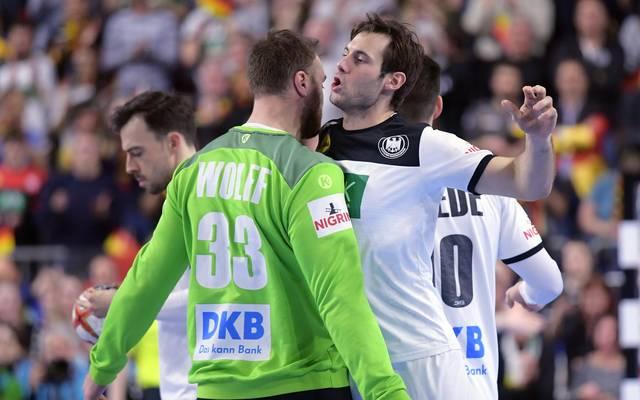 Handball-WM: Deutschland - Kroatien LIVE im TV, Stream und Ticker