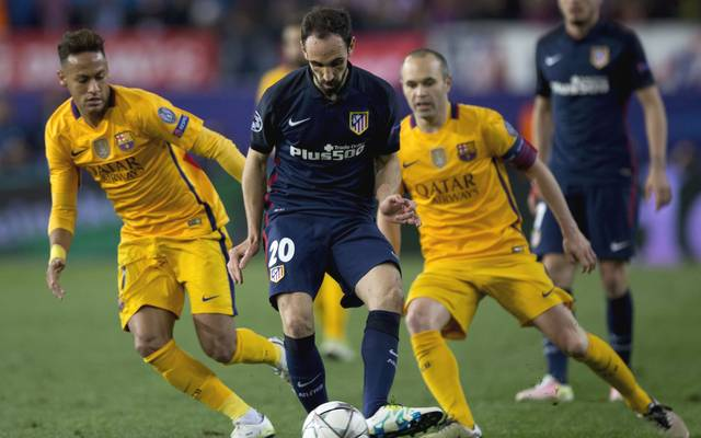 Club Atletico de Madrid v FC Barcelona - UEFA Champions League Quarter Final: Second Leg