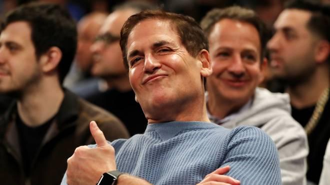 Marc Cuban ist der Besitzer der Dallas Mavericks