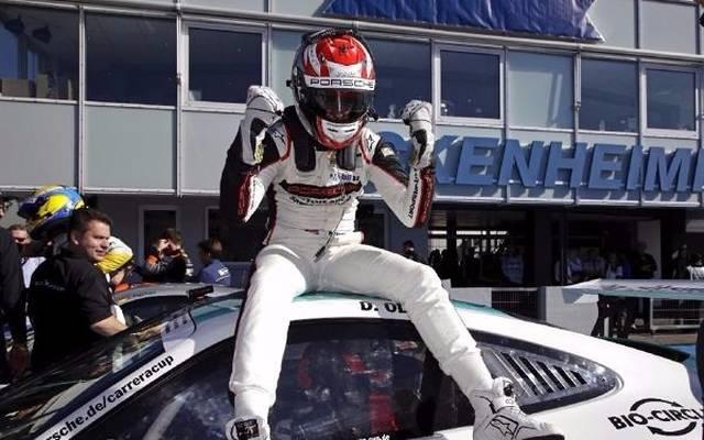 Dennis Olsen krönte sich in Hockenheim zum neuen Champion