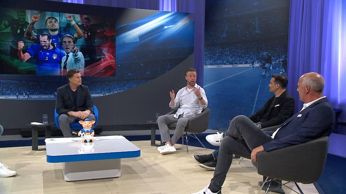Italien begeistert bei der EM mit Offensivfußball und vielen Toren. Die Dopa-Runde analysiert die neue Stärke der Squadra Azzura.