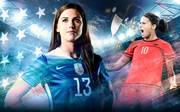 USA - Deutschland ab 0.55 Uhr LIVE auf SPORT1