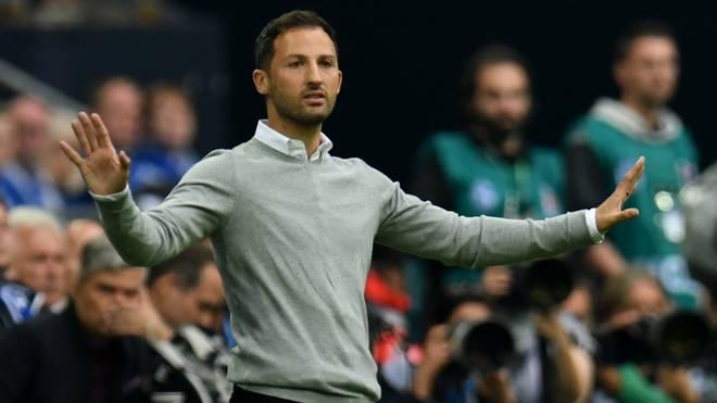 Schalkes Trainer Domenico Tedesco verblüfft selbst seine eigenen Spieler