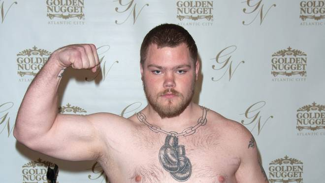 Joey Dawejko war Sparringspartner von Anthony Joshua vor dessen Kampf gegen Andy Ruiz Jr.