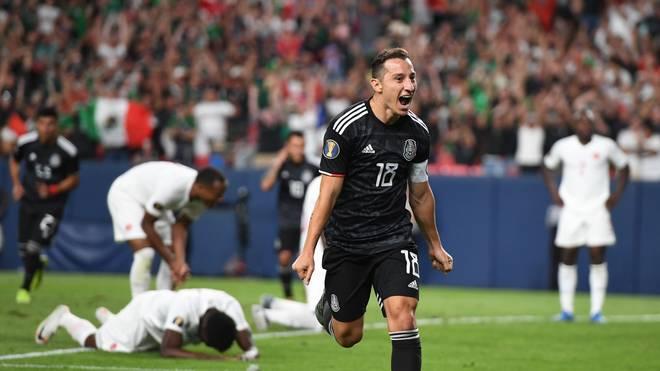 Andres Guardado war der Matchwinner für Mexiko