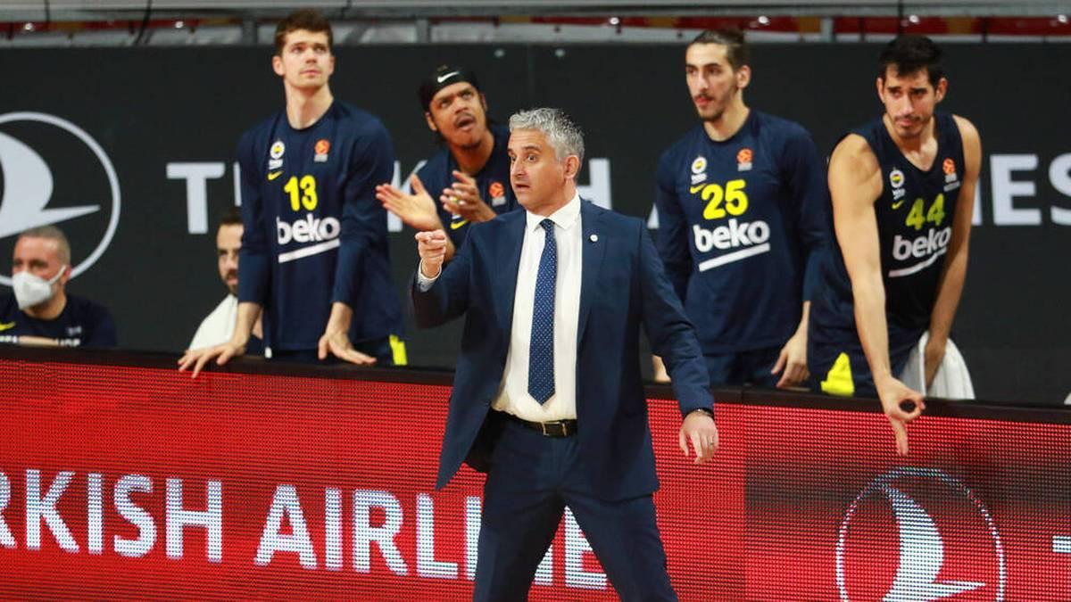 Igor Kokoskov verlässt Fenerbahce