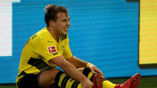 Mario Götze wechselte 2016 vom FC Bayern zurück zu Borussia Dortmund